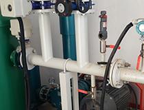 充排气设施及控制系统