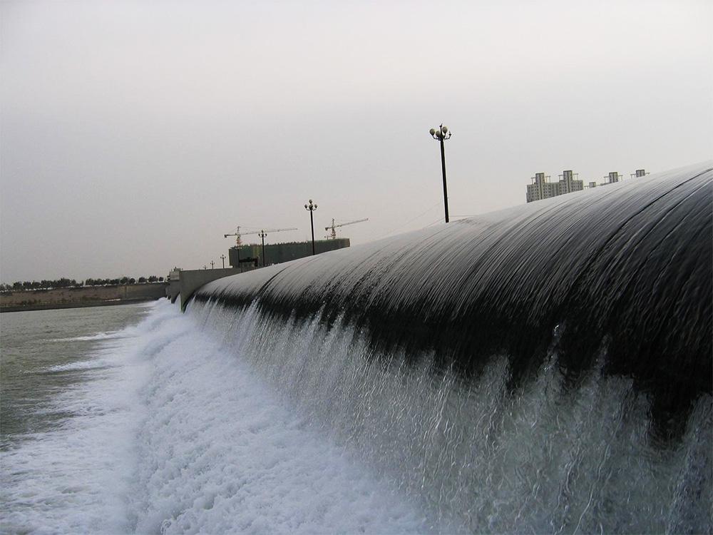 洛阳上阳宫橡胶坝