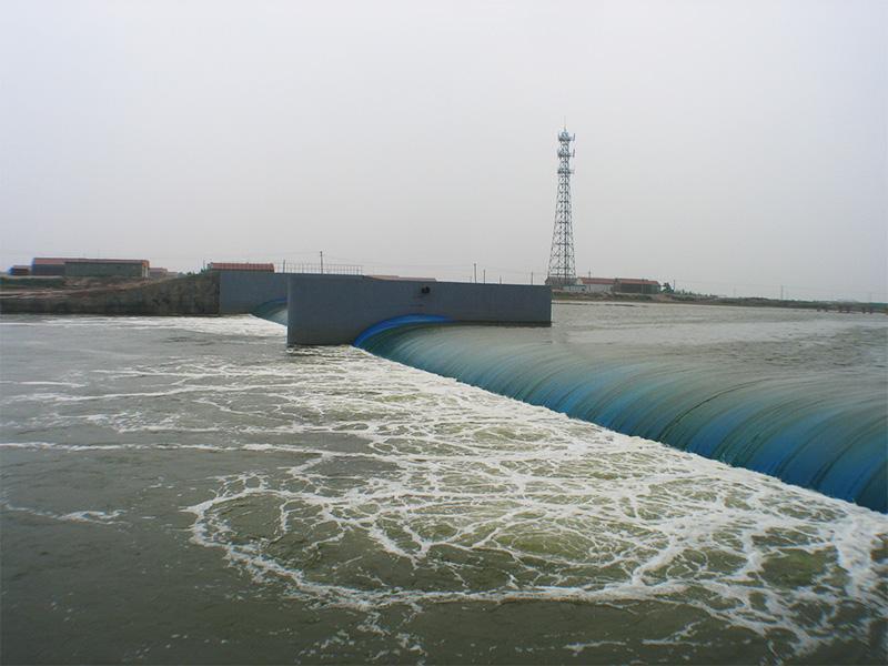 山东无棣橡胶坝