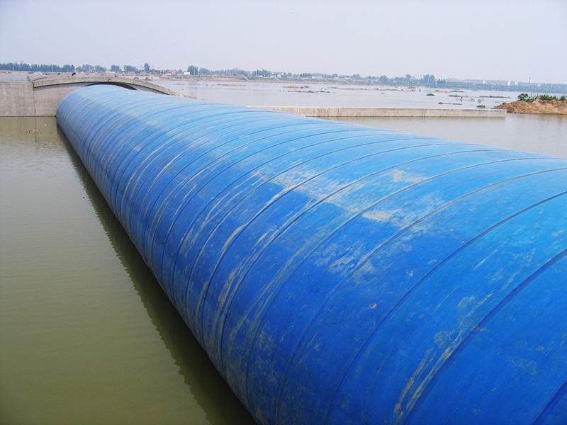 山东临沂橡胶坝