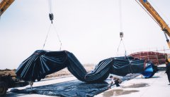 9. 吊装坝袋