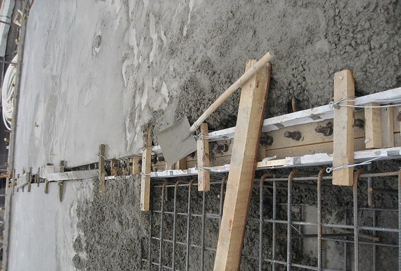 2. 混凝土浇筑