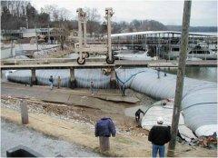 3.66米液体坝在田纳西州
