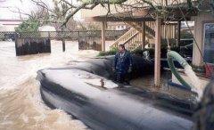 0.92米液体坝在加州